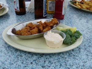 Mittagessen in Florida