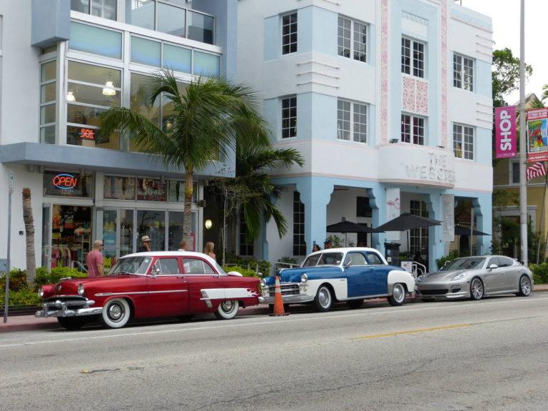 Miami Florida Viertel