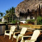 Liegen in der Sonne Floridas