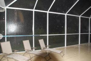 Indoor Liegen Unwetter Florida