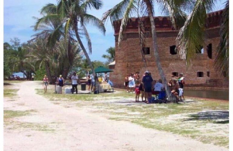 Dry Tortugas Nationalpark Florida