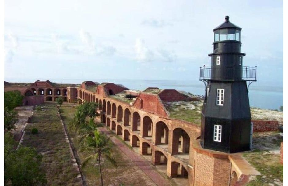 Dry Tortugas Nationalpark Florida