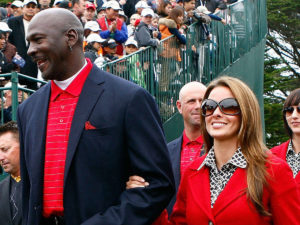 Michael Jordan Hochzeit