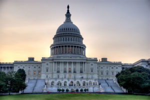 Kapitol in Washington DC